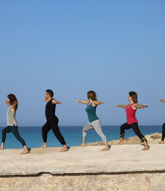 Luna Yoga® und Meridianyoga